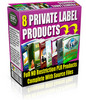 Thumbnail 8 Hot Selling Private Label Rights Products w/ Resell Rights