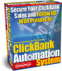 Thumbnail Clickbank Automation System with Master Resale Rights