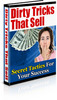 Thumbnail Dirty Tricks That Sell includes Master Resale Rights