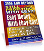 Thumbnail Easy Money With eBay Ads includes Master Resale Rights