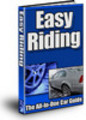 Easy Riding The All in One Car Guide with MRR