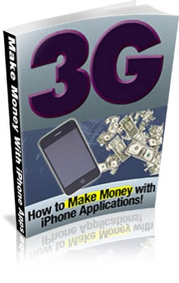 Product picture 3-4G How To Make Money With iPhone Applications MRR