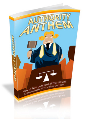 Product picture Authority Anthem with MRR