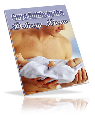 Product picture Guys Guide To The Delivery Room with Master Resale Rights