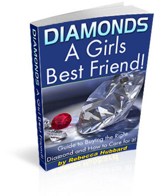 Product picture Diamonds A Girls Best Friend includes Master Resale Rights