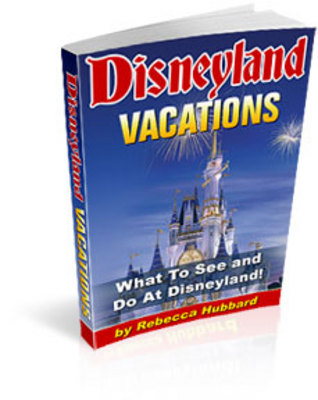 Product picture Disneyland Vacations with Master Resale Rights