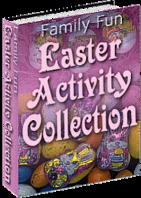 Product picture Family Fun Easter Activity Collection includes MRR