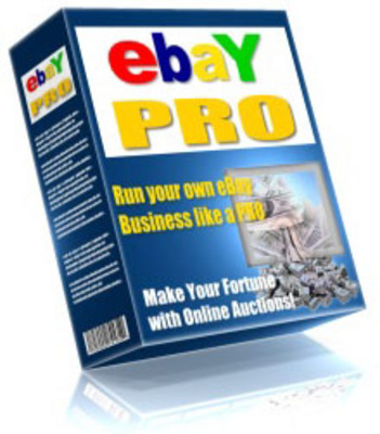 Product picture eBay Pro includes Master Resale Rights