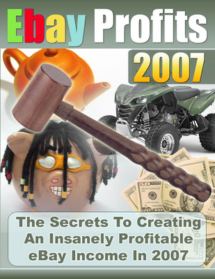 Product picture eBay Profits includes Master Resale Rights