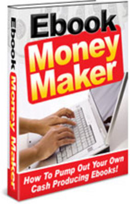 Product picture Ebook Money Maker includes Private Label Rights