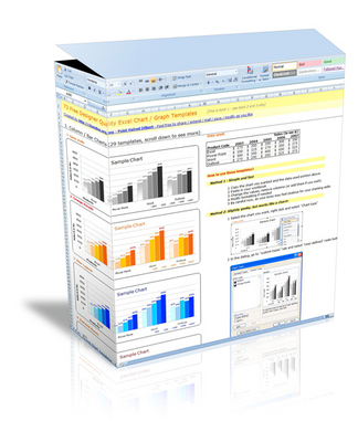 Product picture 80 Very Useful Excel Templates
